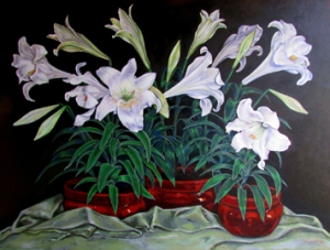 Resurrection Lilies