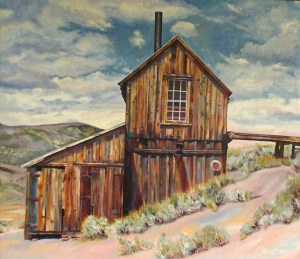 Bodie, from the collection of Matt and Denise Warren