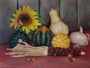 An Autumn Still Life