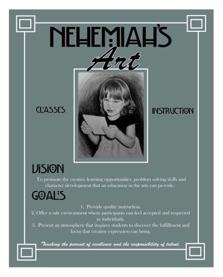 nehemiahsgoals